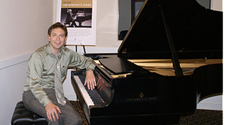 Yevgeny Morozov, virtuoso pianist and piano instructor in Central New Jersey, presents his performance on Vladimir Horowitz's personal concert piano.